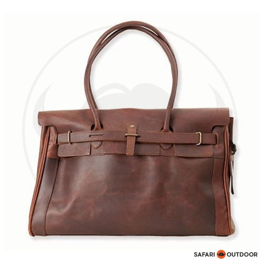 Melvill & Moon Nairobi Race Day Bag - Leather