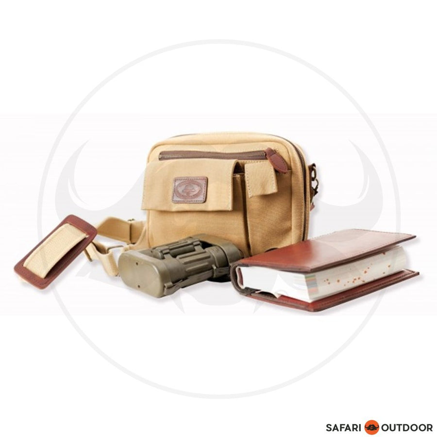 Melvill & Moon Ornithologist Bible Bag - Khaki