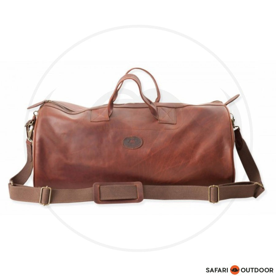 Melvill & Moon Safari Duffel Bag Small Leather