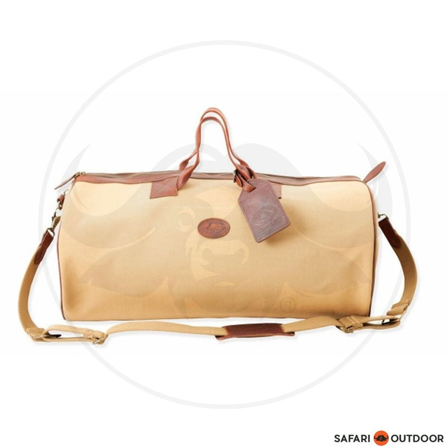Melvill & Moon Safari Duffel Bag Short - Khaki