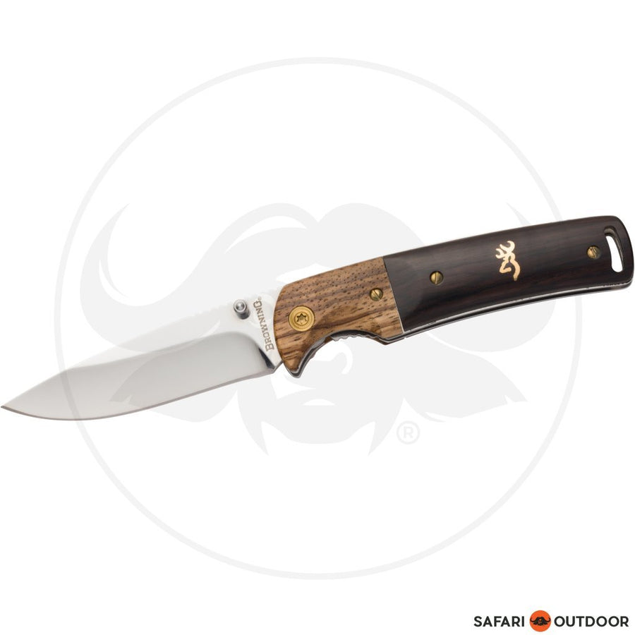 BROWNING BUCKMARK HUNTER FOLDER KNIFE