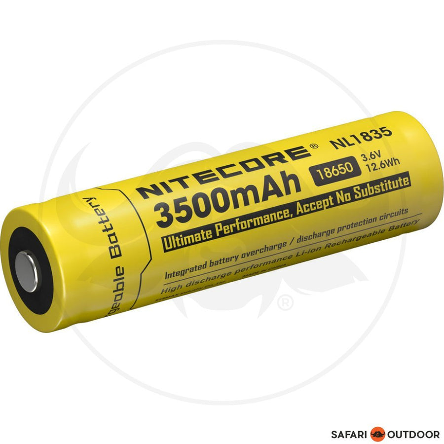 NITECORE BATTERY 18650-3500-MAH