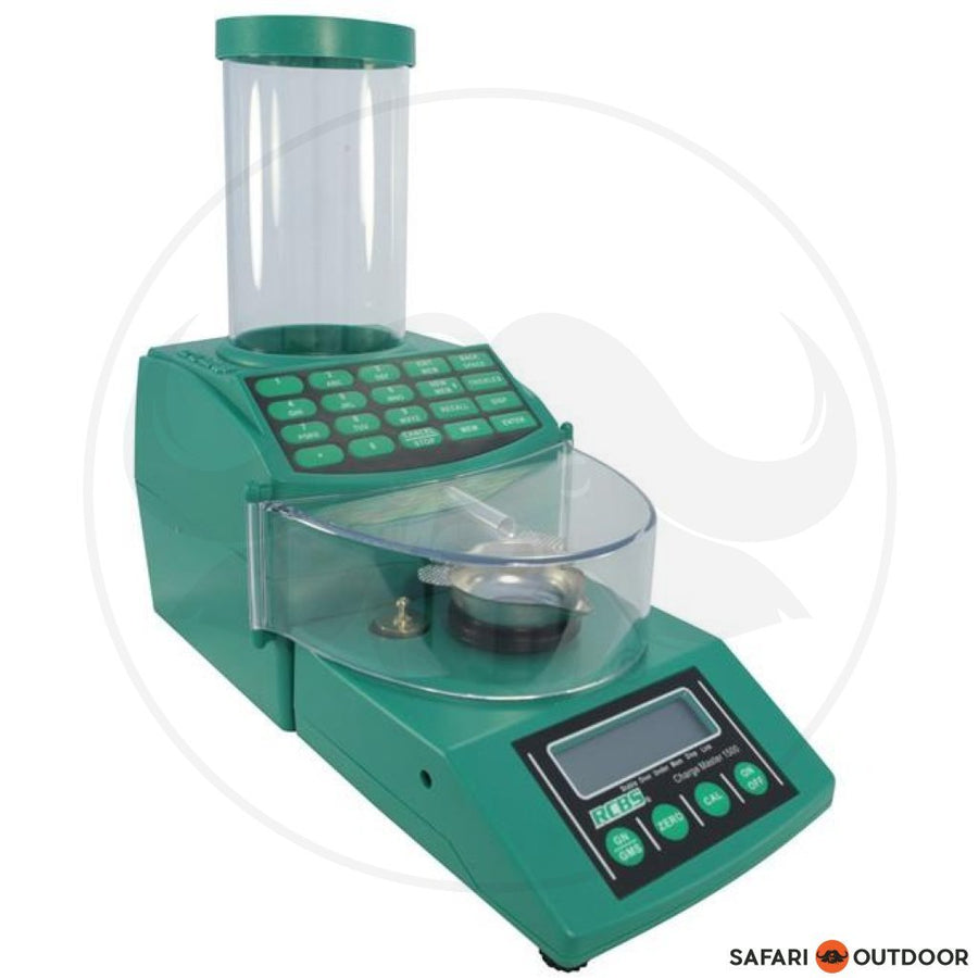 RCBS CHARGEMASTER SCALE & DISPENSER