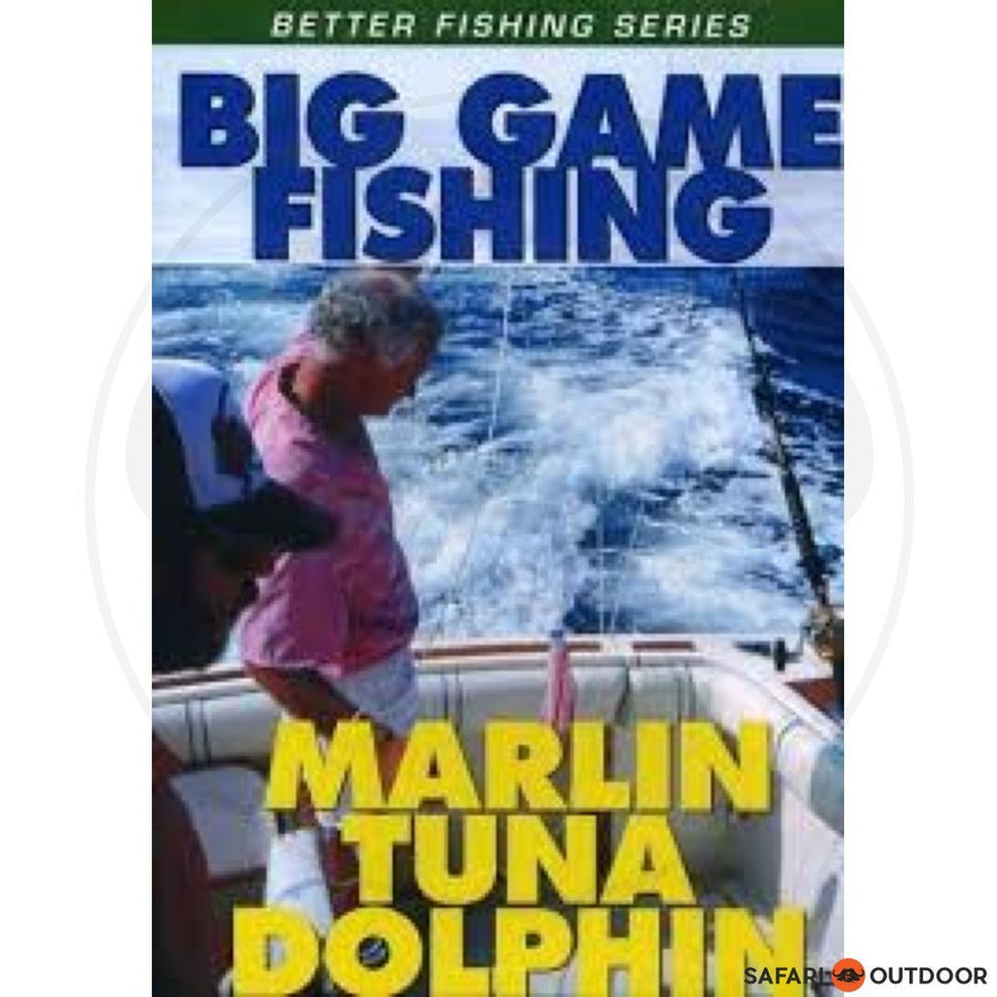 BIG GAME FISHING (DVD)