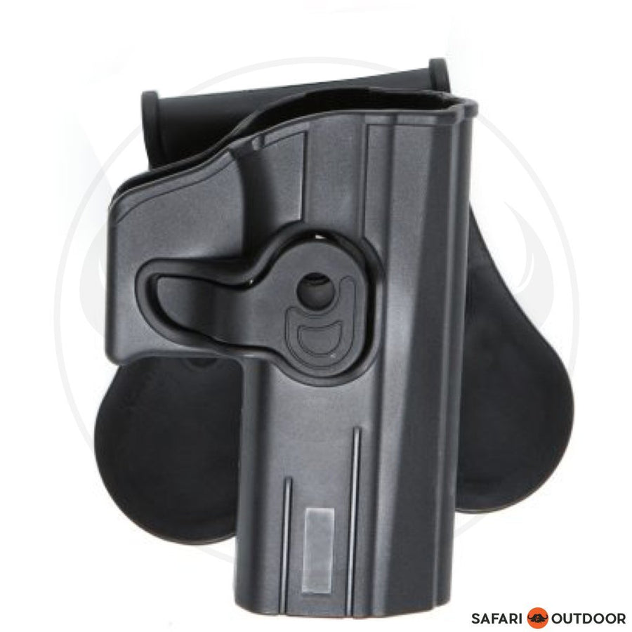 HOLSTER CZ P-07 DUTY - MEDIUM WITH LOWERED ATTACHMENT