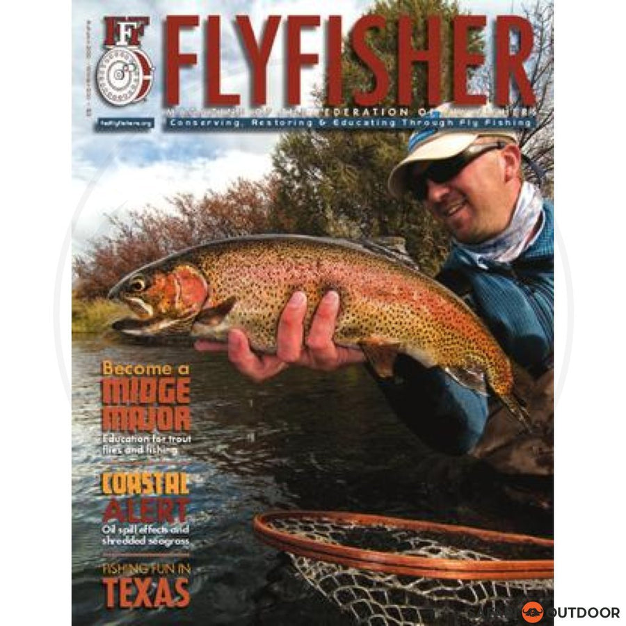 THE COMPLETE FLYFISHER (MAGAZINES)