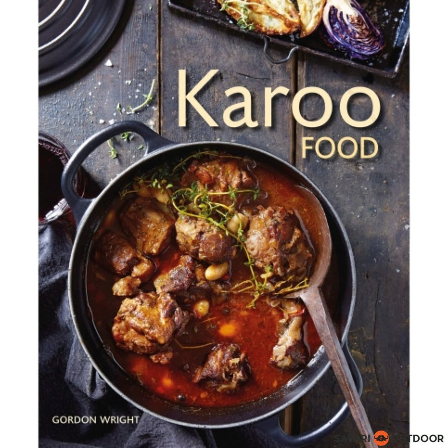 KAROO FOOD - G.WRIGHT (BOOK)