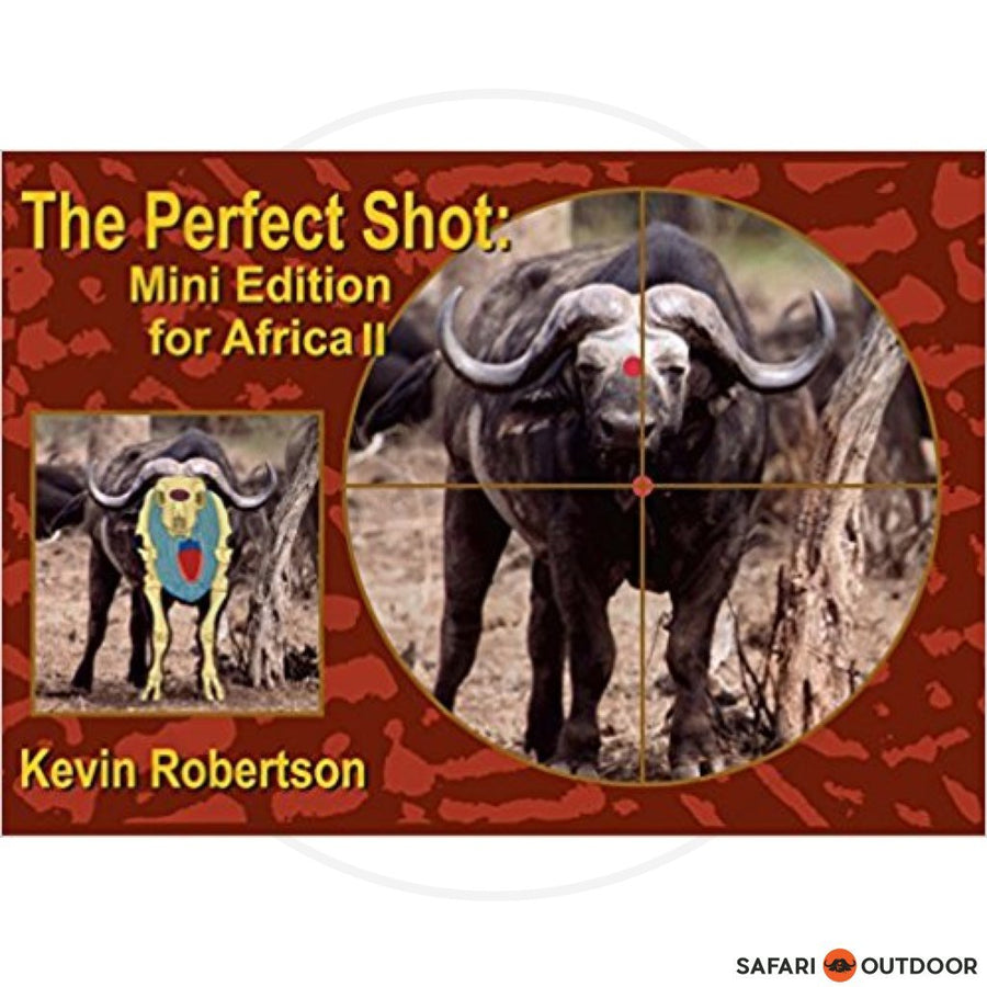THE PERFECT SHOT MINI EDITION - FOR AFRICA II (BOOK)