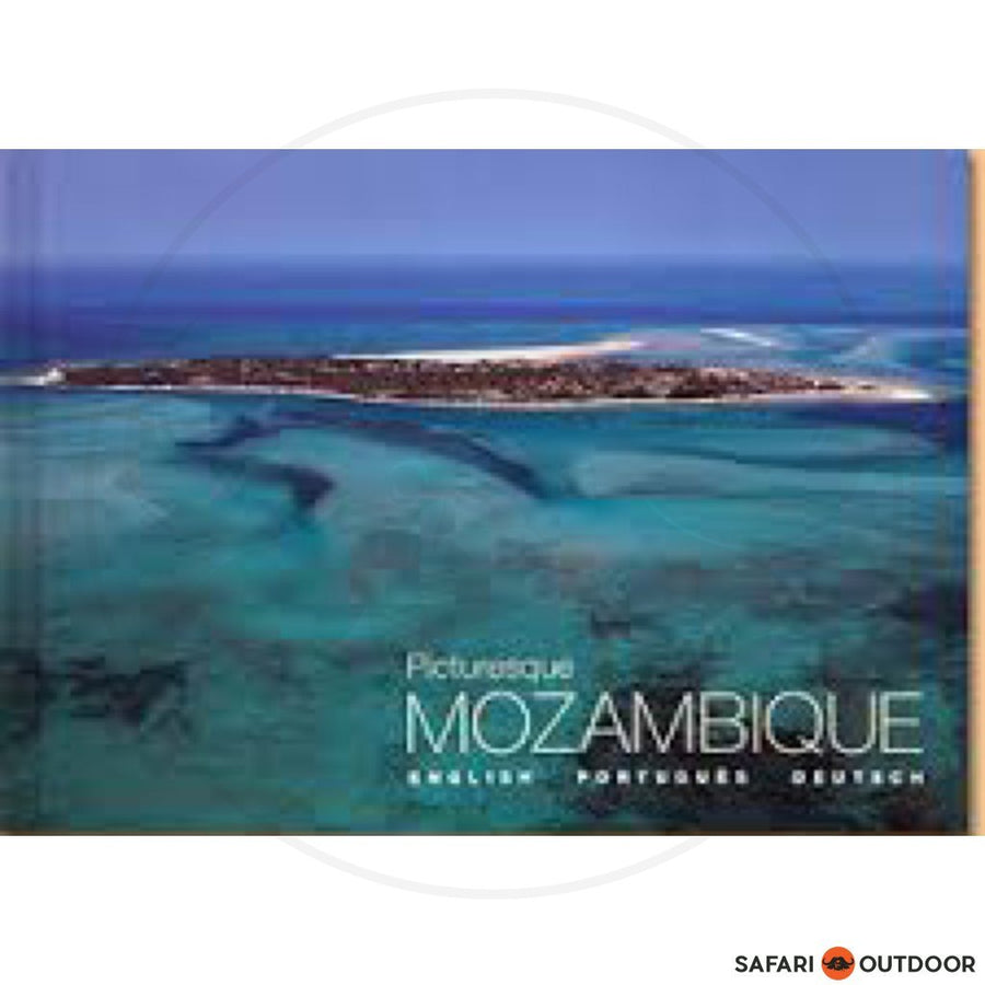 PICTURESQUE MOZAMBIQUE - FIONA MCINTOSH (BOOK)