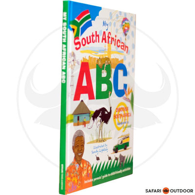 MY SOUTH AFRICAN ABC - SANDY LIGHTLEY (BOOK)