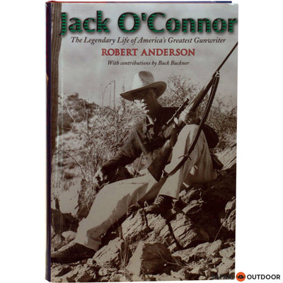 BOOK JACK O CONNOR - SAFARI OUTDOOR