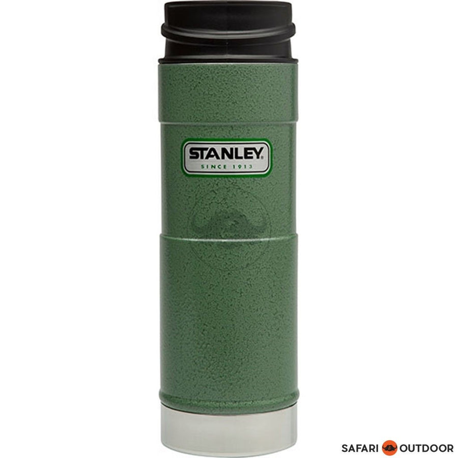 STANLEY CLASSIC VACUUM MUG 0,35L GREEN - SAFARI OUTDOOR