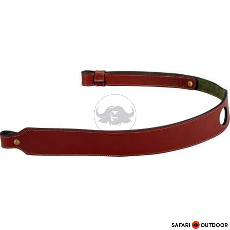 LEVY RIFLE SLING WITH PADDING AND THUMBHOLE - SAFARI OUTDOOR