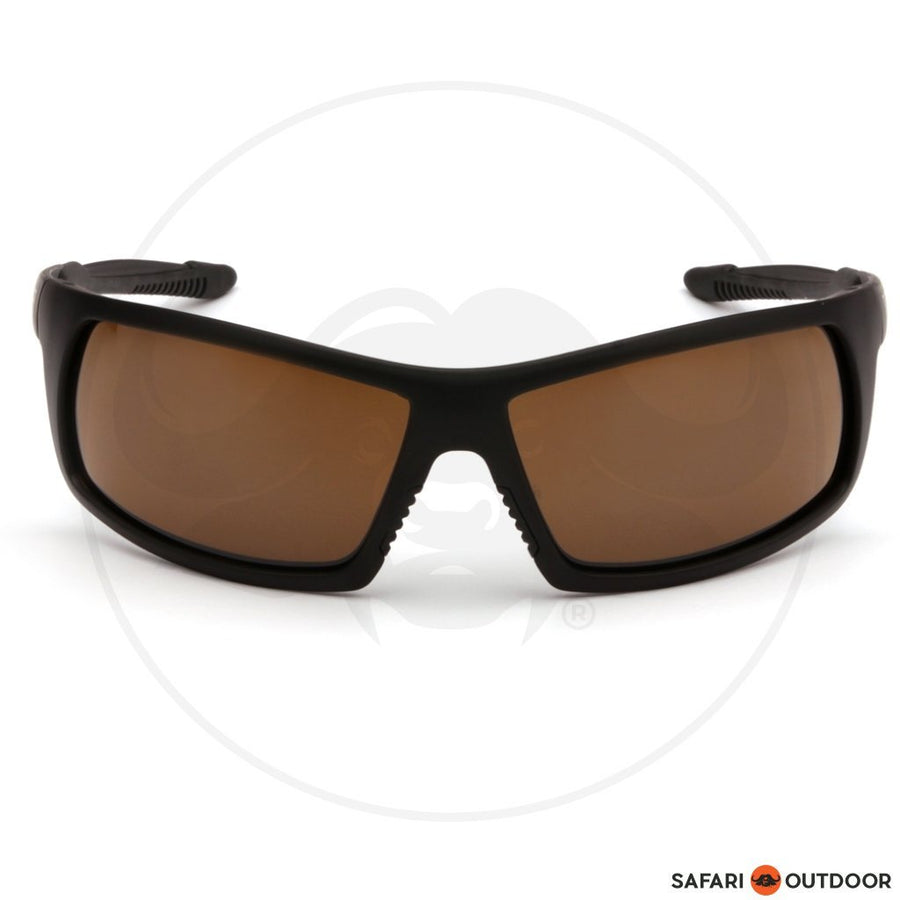 Glasses Ventgear Tact Stonewall Black Frame/bronze A - SAFARI OUTDOOR