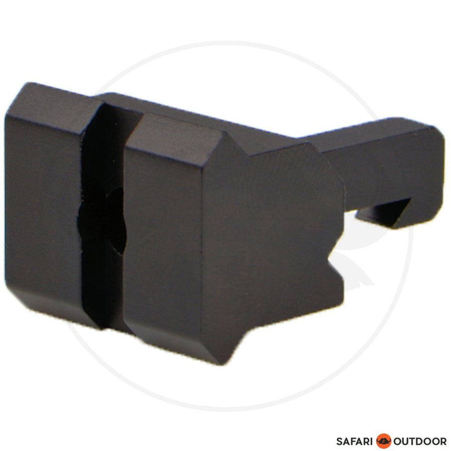 WARNE PICATINNY ADAPTER SIDE MOUNT