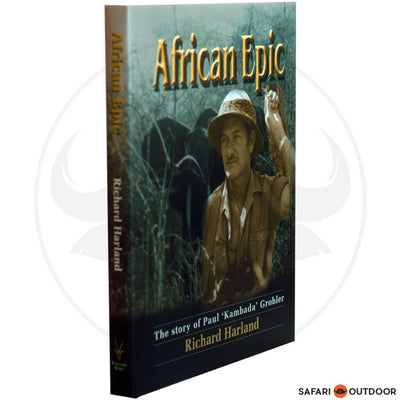 AFRICAN EPIC - HARLAND (BOOK)