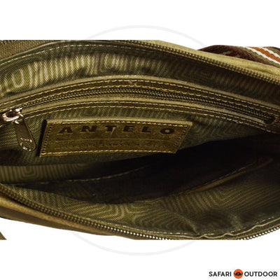 ANTELO CROSS BODY LUKA - OLIVE