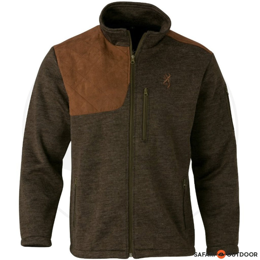 BROWNING MEN BRIDGER JACKET - LODEN/BROWN