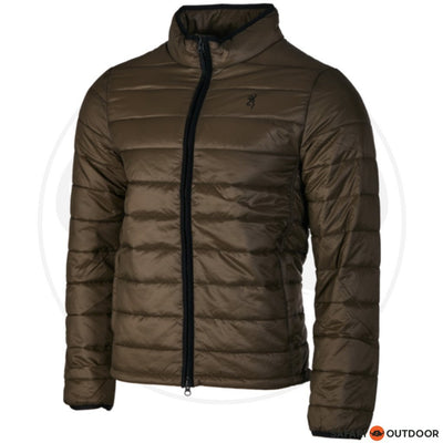 BROWNING MEN  FEATHERLIGHT JACKET - PRIMALOFT GREEN