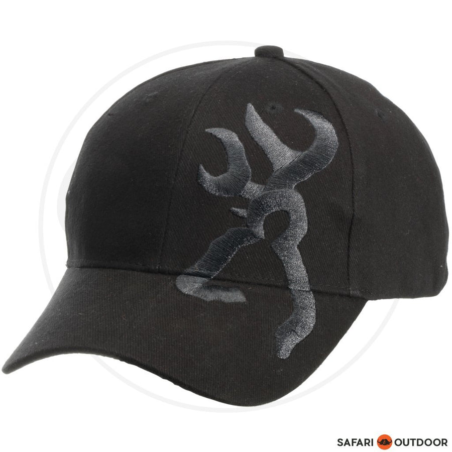 BROWNING CAP BIG BUCK -BLACK