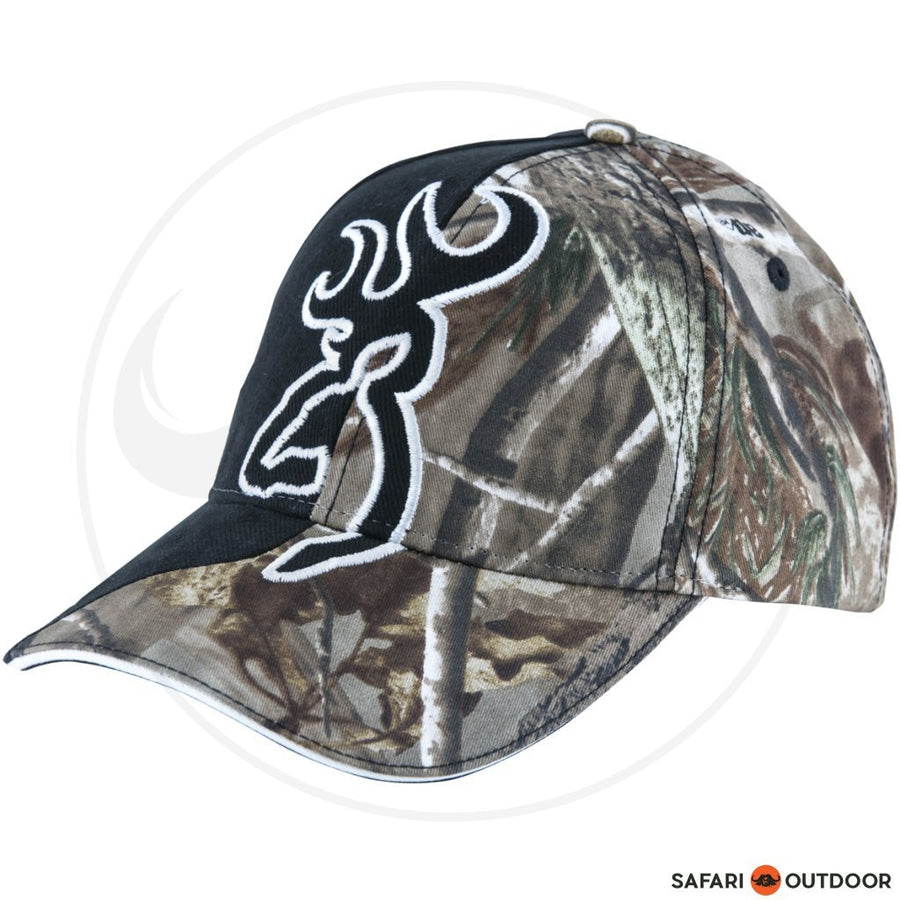 BROWNING CAP BIG BUCK -CAMO/BLACK