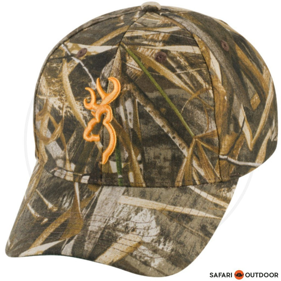 BROWNING CAP MEN RIMFIRE 3D BM -REALTREE
