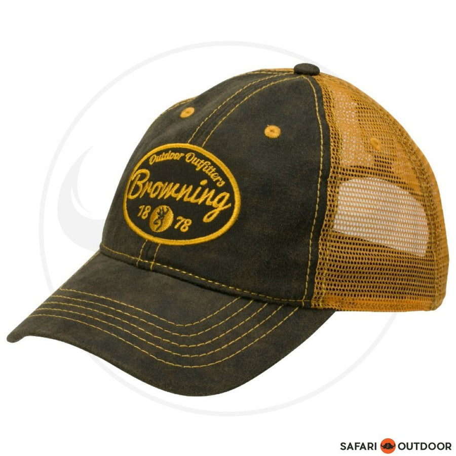 BROWNING CAP MEN FOLSUM -GOLDEN