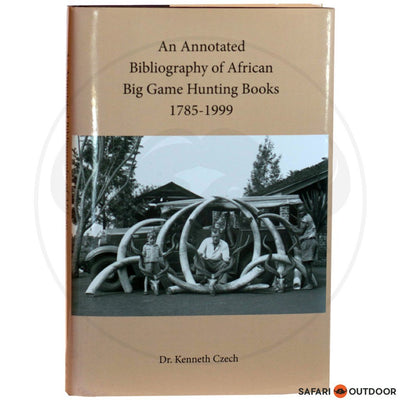 BIBLIOGRAPHY AFRICA - CZECH (BOOK)