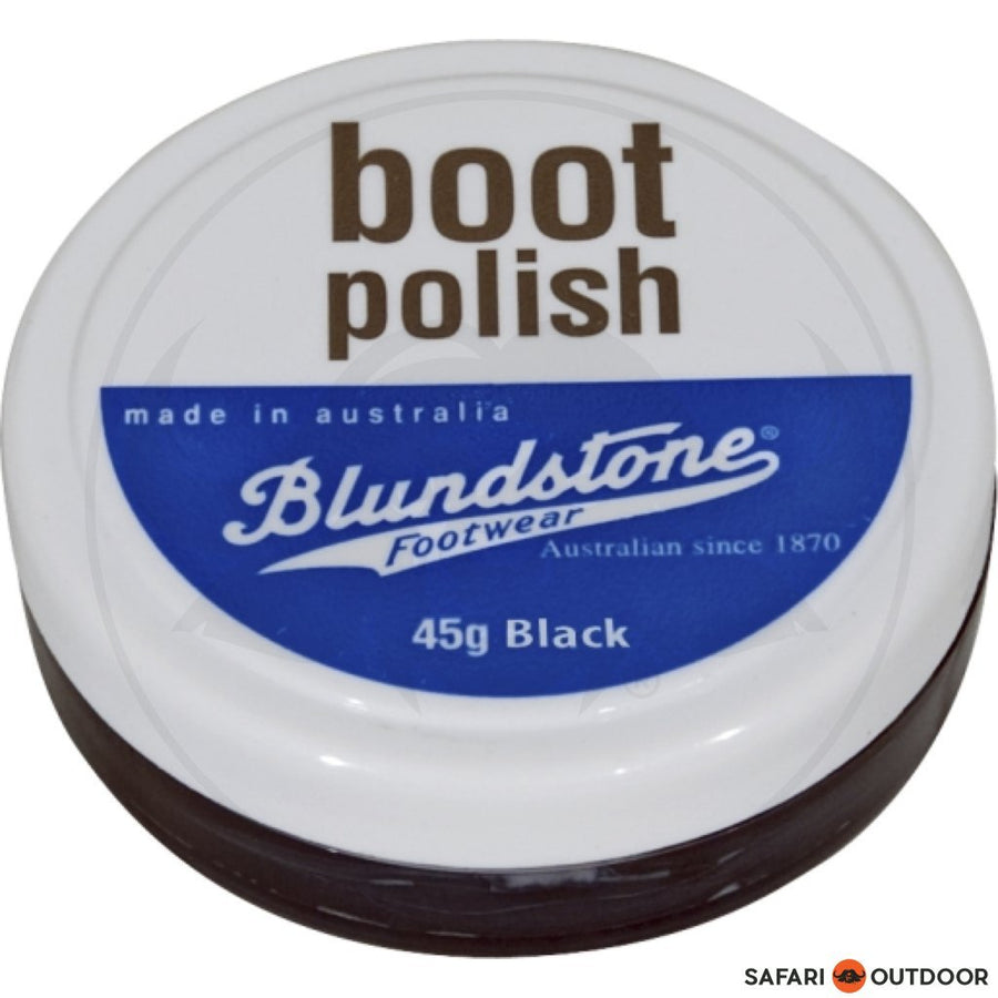 BLUNDSTONE POLISH -BLACK