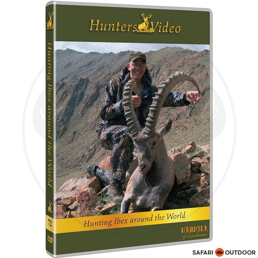 HUNTING IBEX AROUND THE WORLD (DVD)