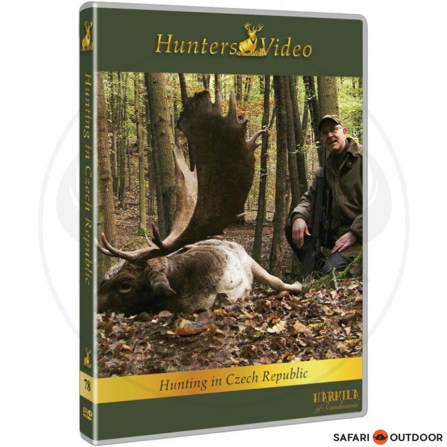 HUNTING IN CZECH REPUBLIC (DVD)