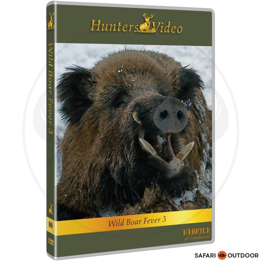 WILD BOAR FEVER 3 (DVD)