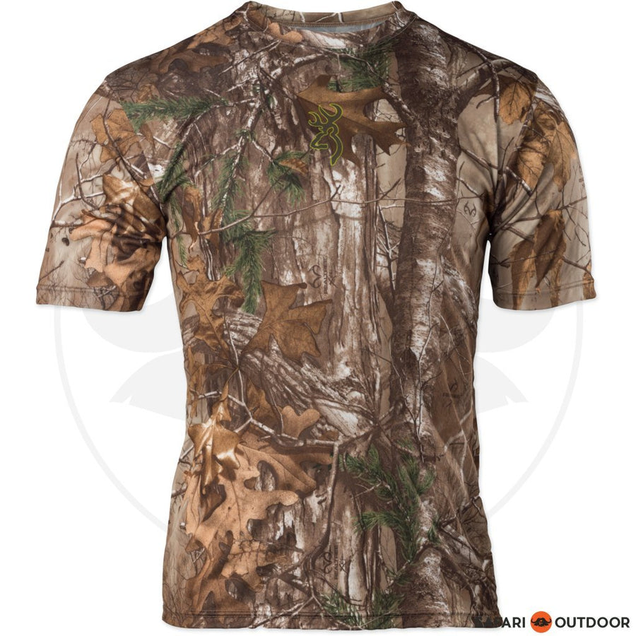 BROWNING MEN VAPOR MAX SHORT SLEEVE SHIRT - RTX