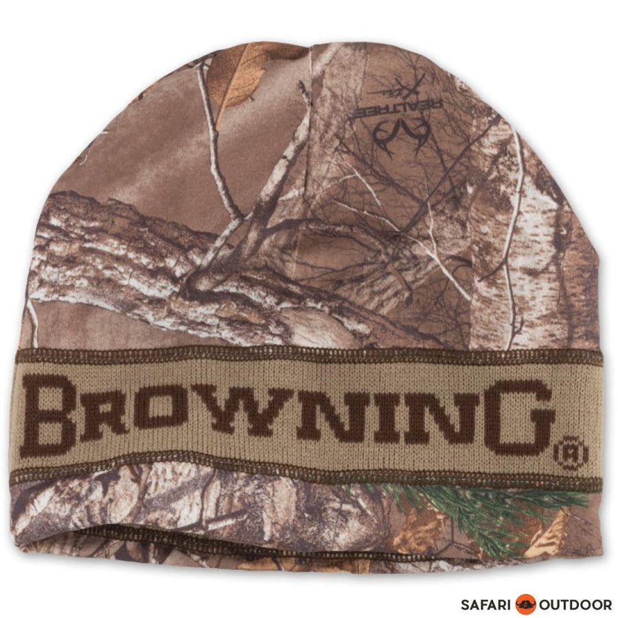BROWNING BEANIE MEN ELEMENT REALTREE -XTRA/STONE