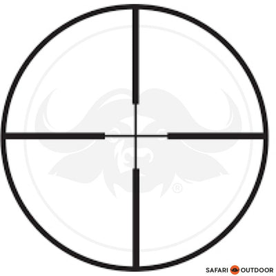 BSA 3-9X40 SWEET 22 RANGE SCOPE