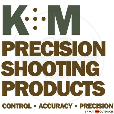 K&M 6MM-338 CONTROLLED DEPTH TAPERED REAMER LARGE