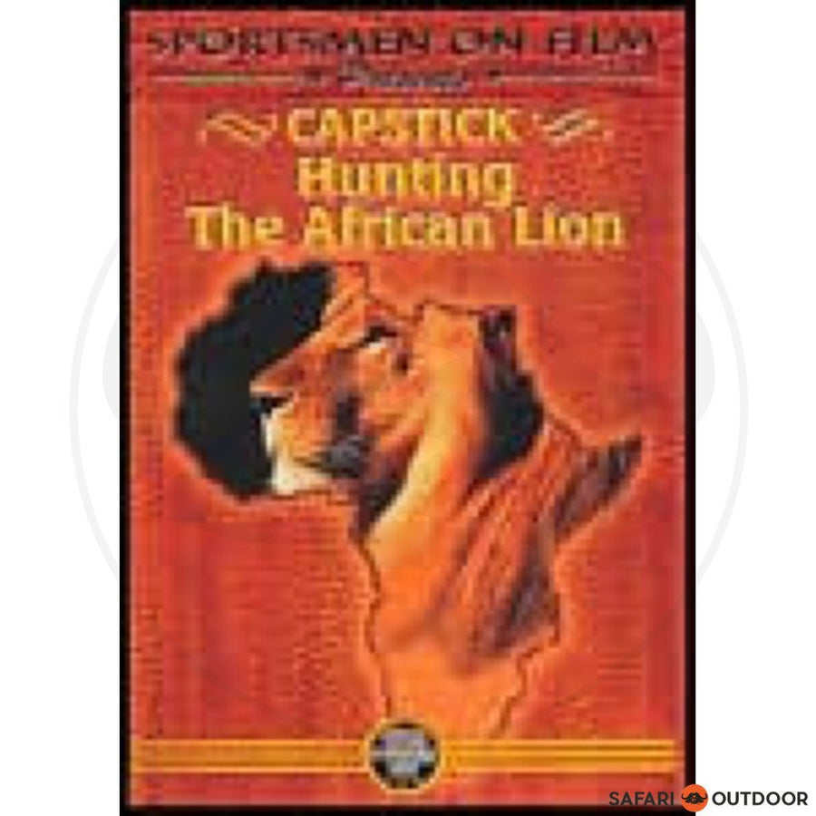 CAPSTICK HUNTING THE AFRICAN LION (DVD)