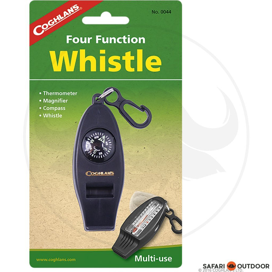 COGHLANS FOUR FUNCTION WHISTLES