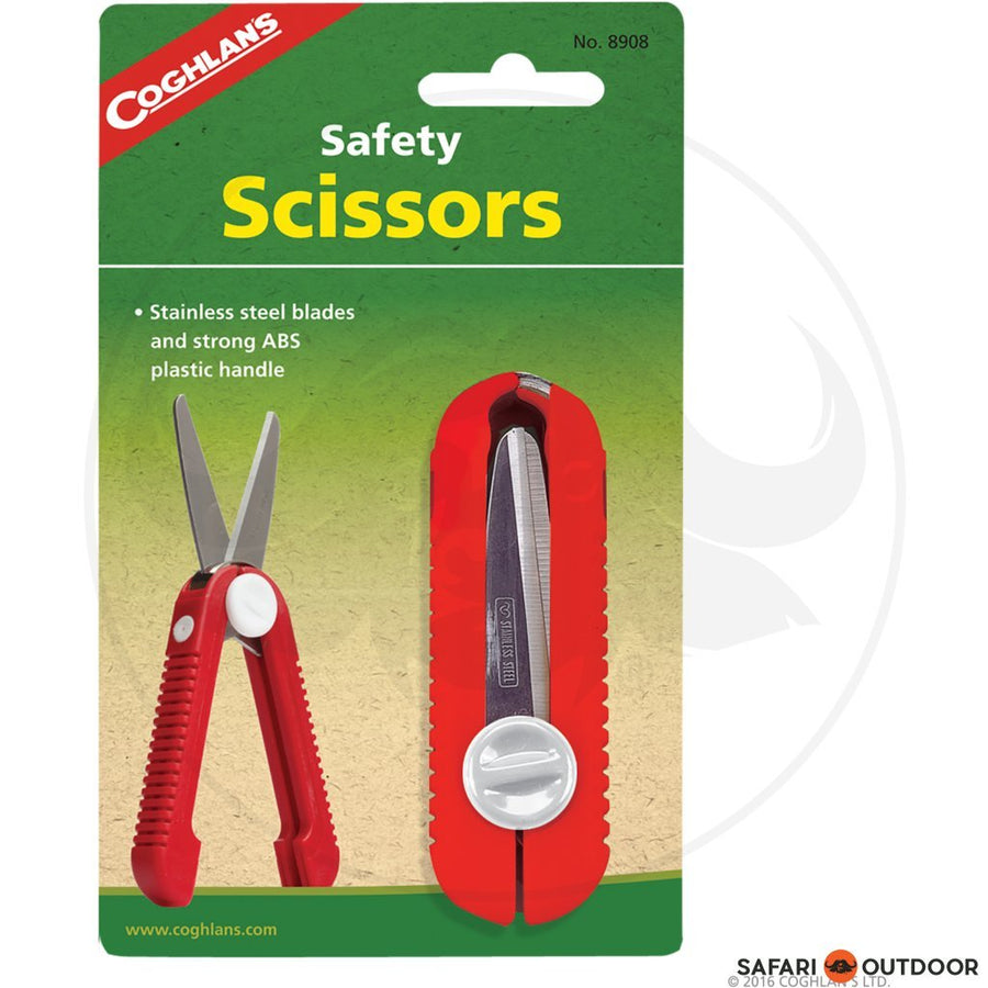 COGHLANS SAFETY SCISSORS