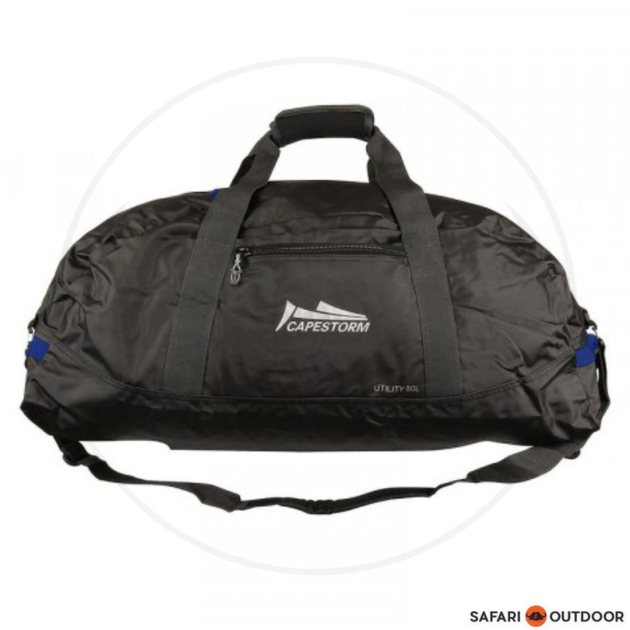 CAPESTORM UTILITY BAG 90 - BLACK/BLUE