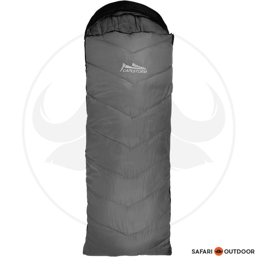 CAPESTORM BLAZE MASSIF C GREY SLEEPBAG