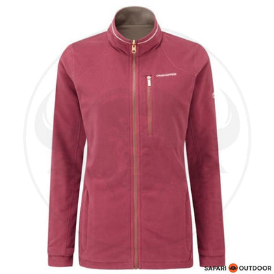 CRAGHOPPERS JACKET LADIES NL ADV REVERSE KHK/PN