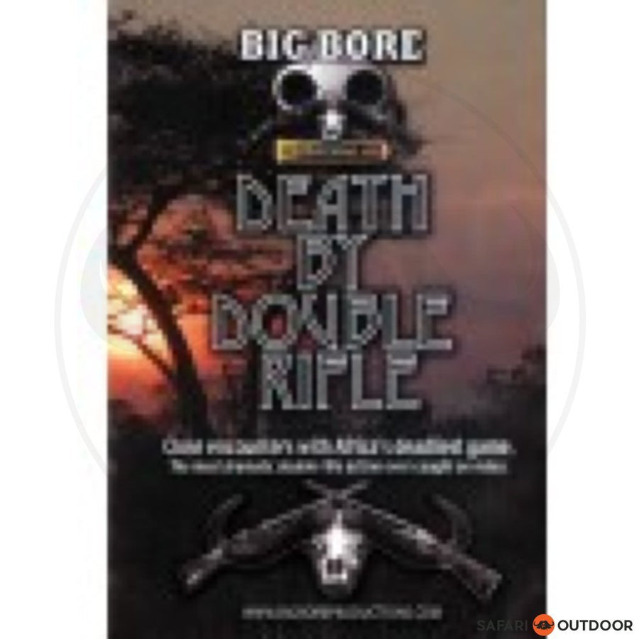 DEATH BY DOUBLE RIFLE (DVD)