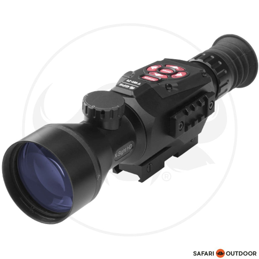 ATN 5-20X X-SIGHT II SMART HD DAY/NIGHT SCOPE
