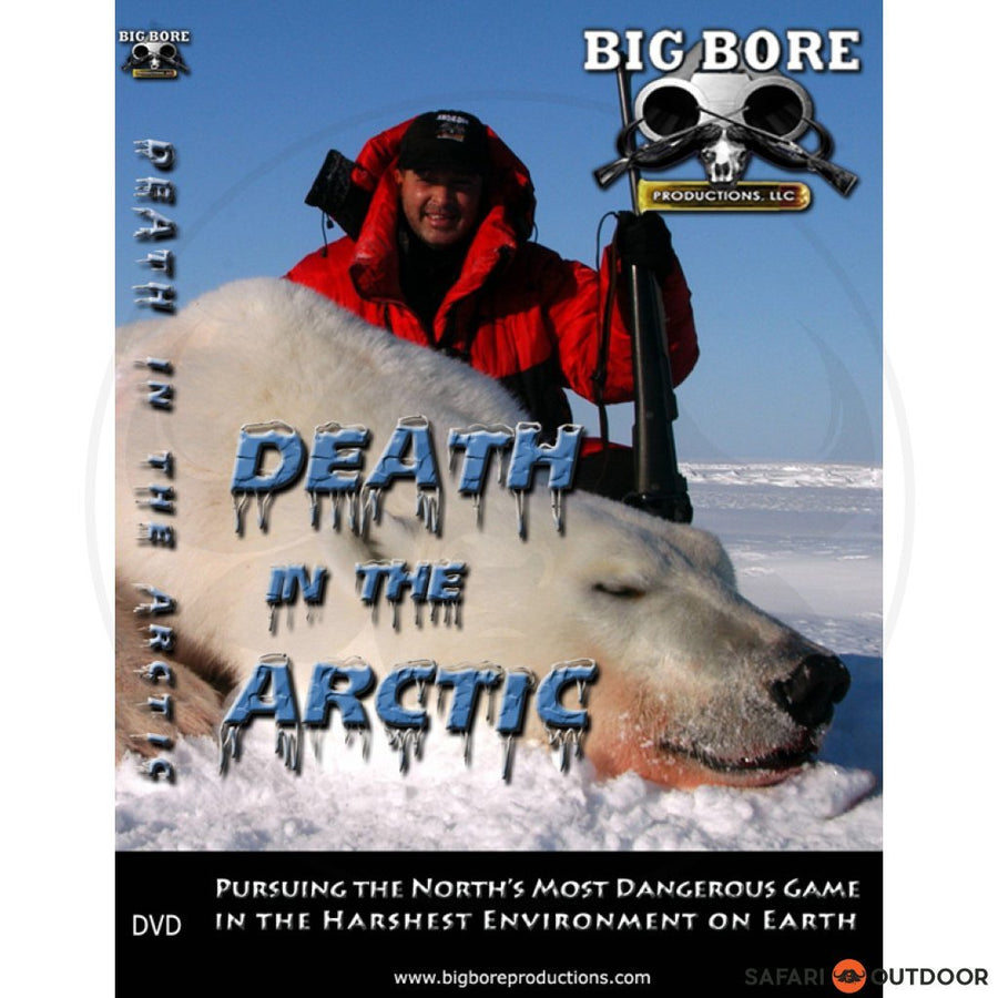 DEATH IN THE ARCTIC (DVD)