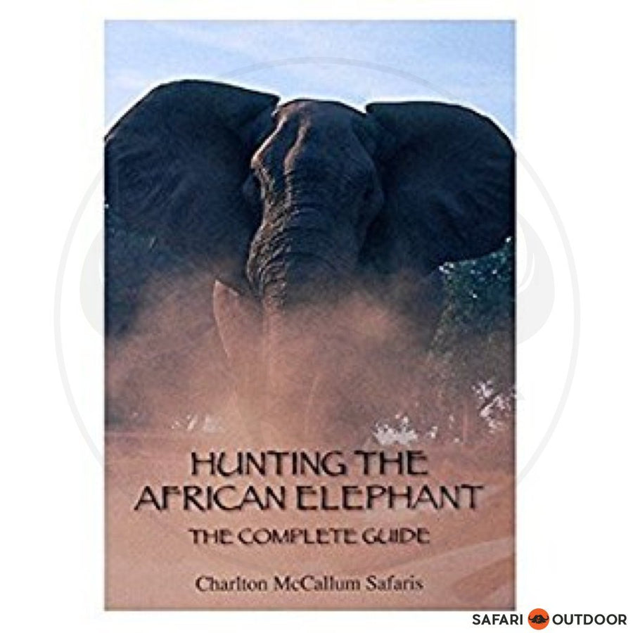 HUNTING THE AFRICAN ELEPHANT – MCCALLUM (DVD)
