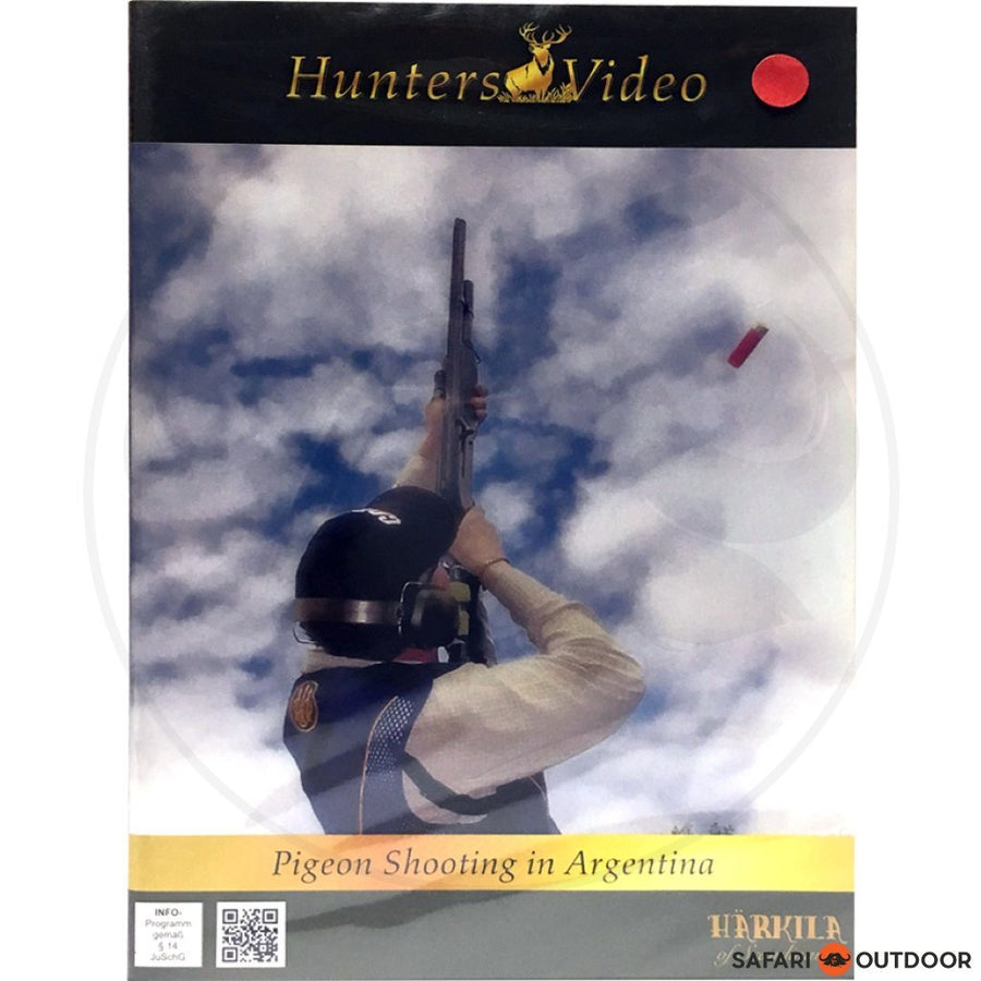 PIGEON SHOOTING IN ARGENTINA (DVD)
