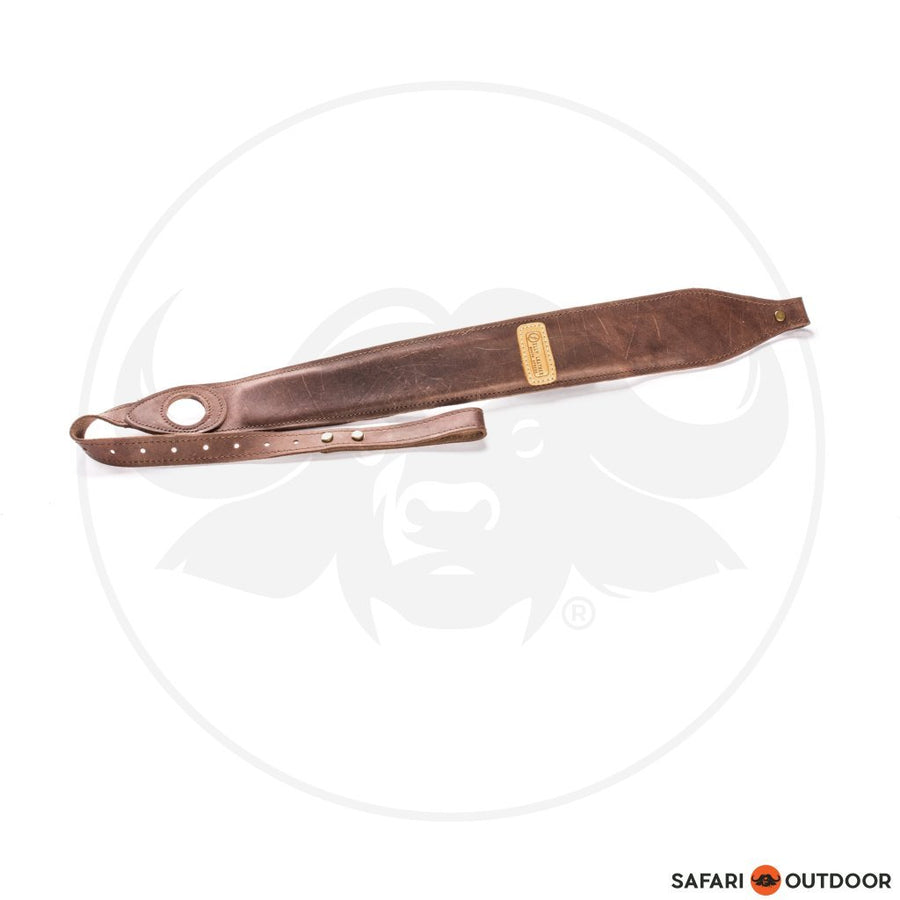 FILLY DARK BROWN RIFLE SLING