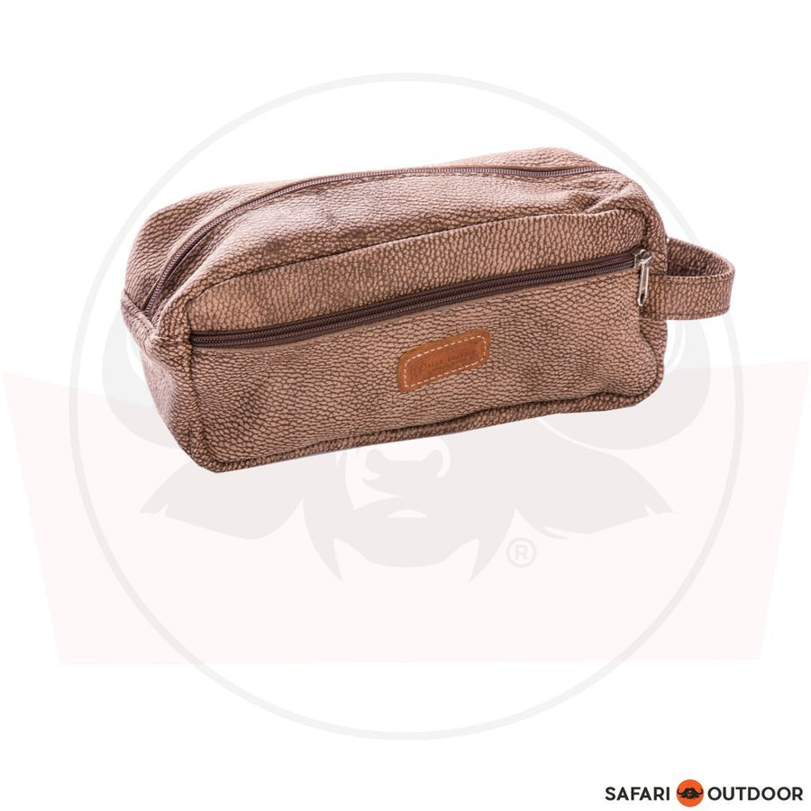 FILLY TOILETRY BAG -ROSEWOOD