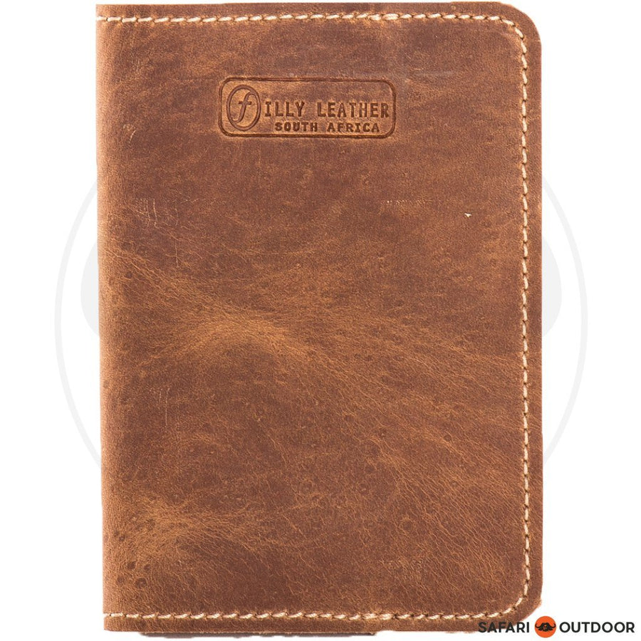 FILLY PASSPORT HOLDER -ROSEWOOD